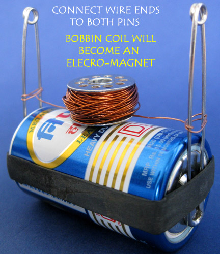 electromagnet science project Electromagnetic induction experiment 3 part 3 – electromagnet now, use the third tab at the top of the simulation window to switch to the electromagnet simulation.